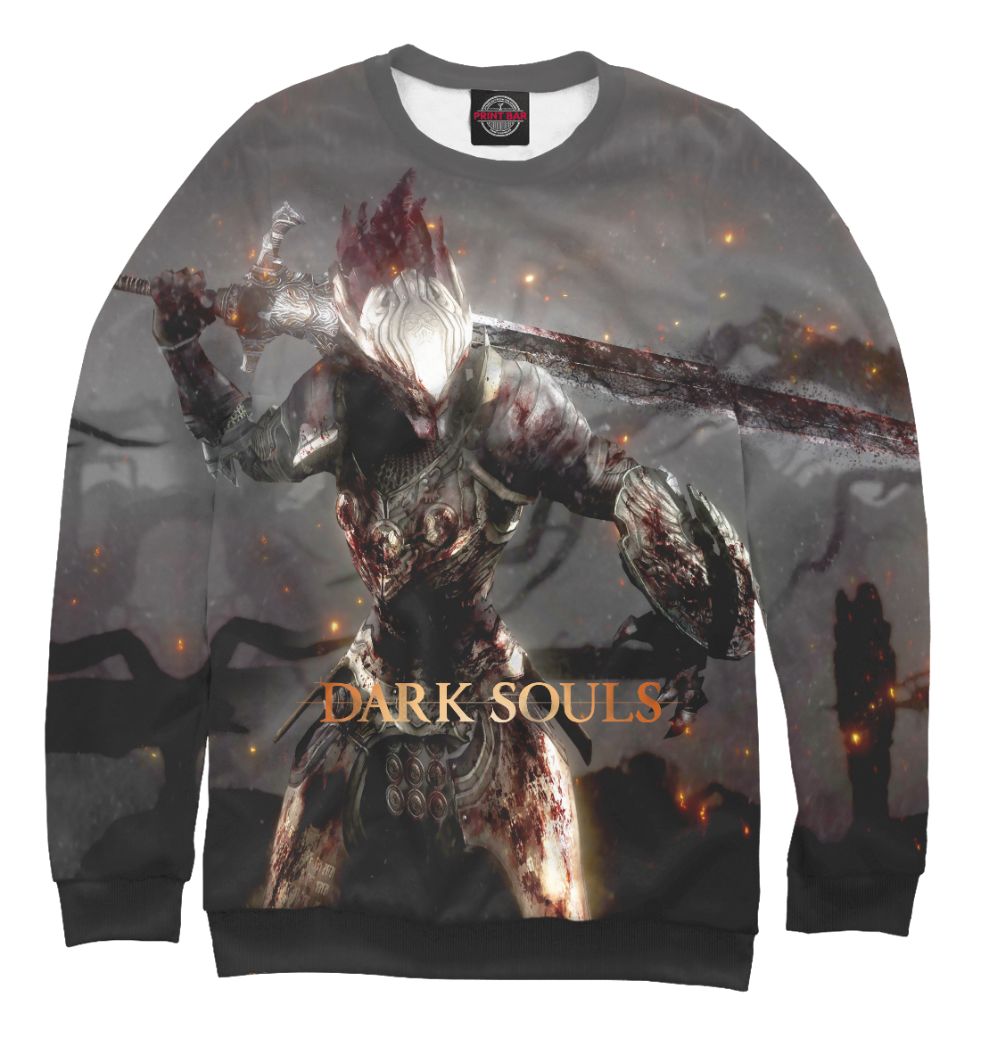 Купить Dark Souls, Printbar, Свитшоты, DKS-781308-swi-2