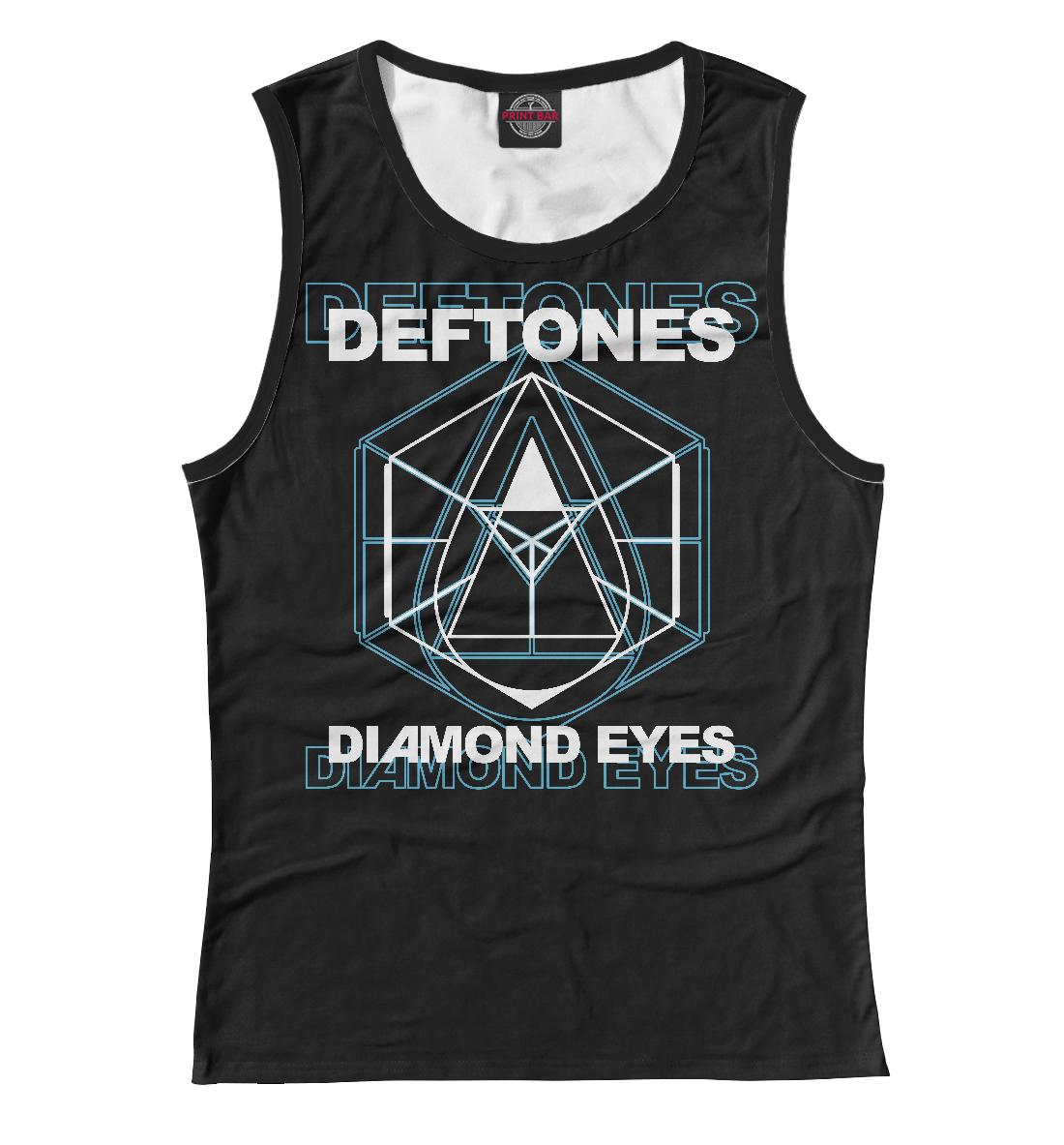 Купить Deftones, Printbar, Майки, DFT-595345-may-1