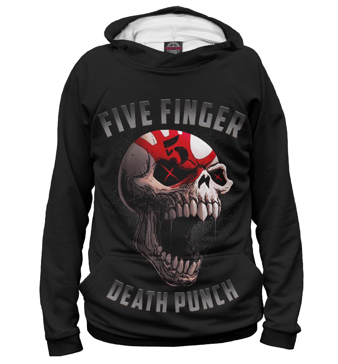 Купить Five Finger Death Punch, Printbar, Худи, FFD-689317-hud-1