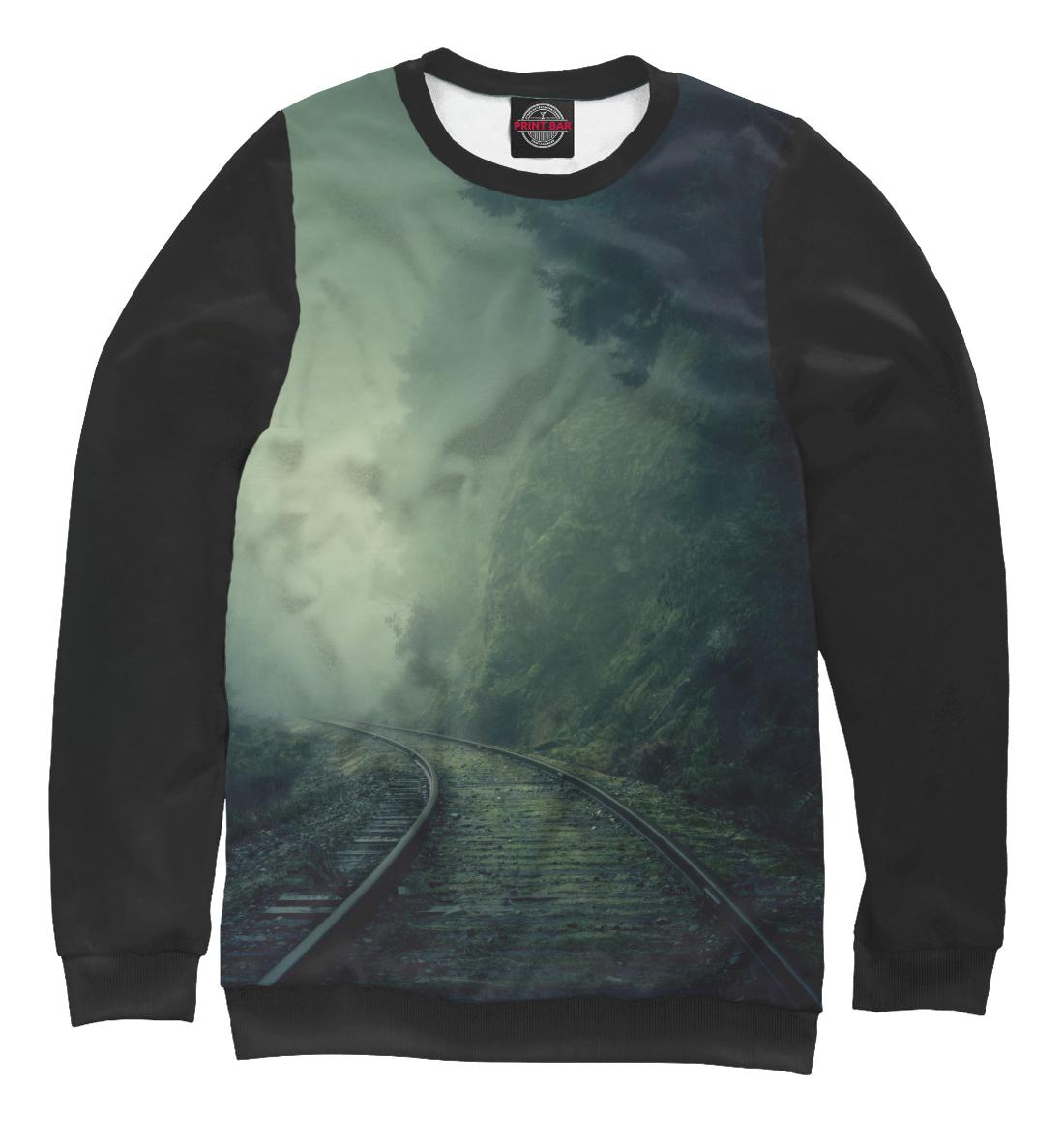 Купить Старая железная дорога, Printbar, Свитшоты, PEY-519385-swi-1