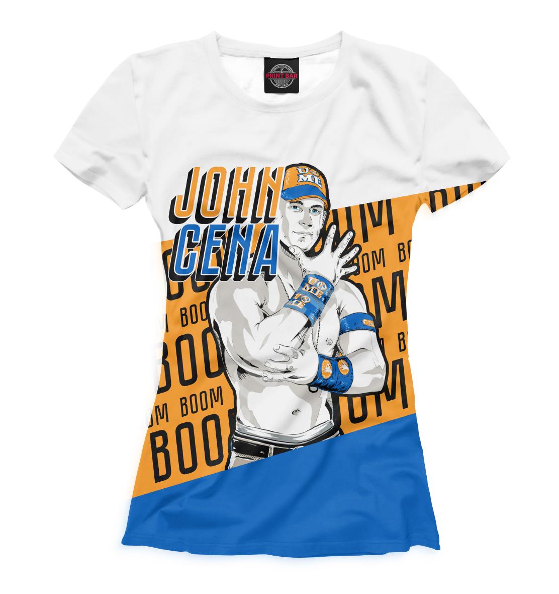 Купить Джон Сина, Printbar, Футболки, WWE-756835-fut-1