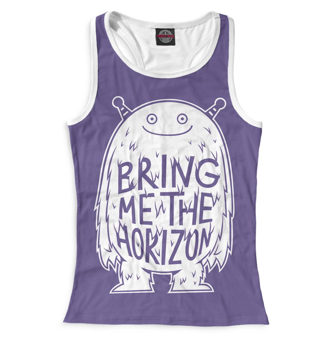 Купить Bring Me The Horizon, Printbar, Майки борцовки, BRI-754972-mayb-1