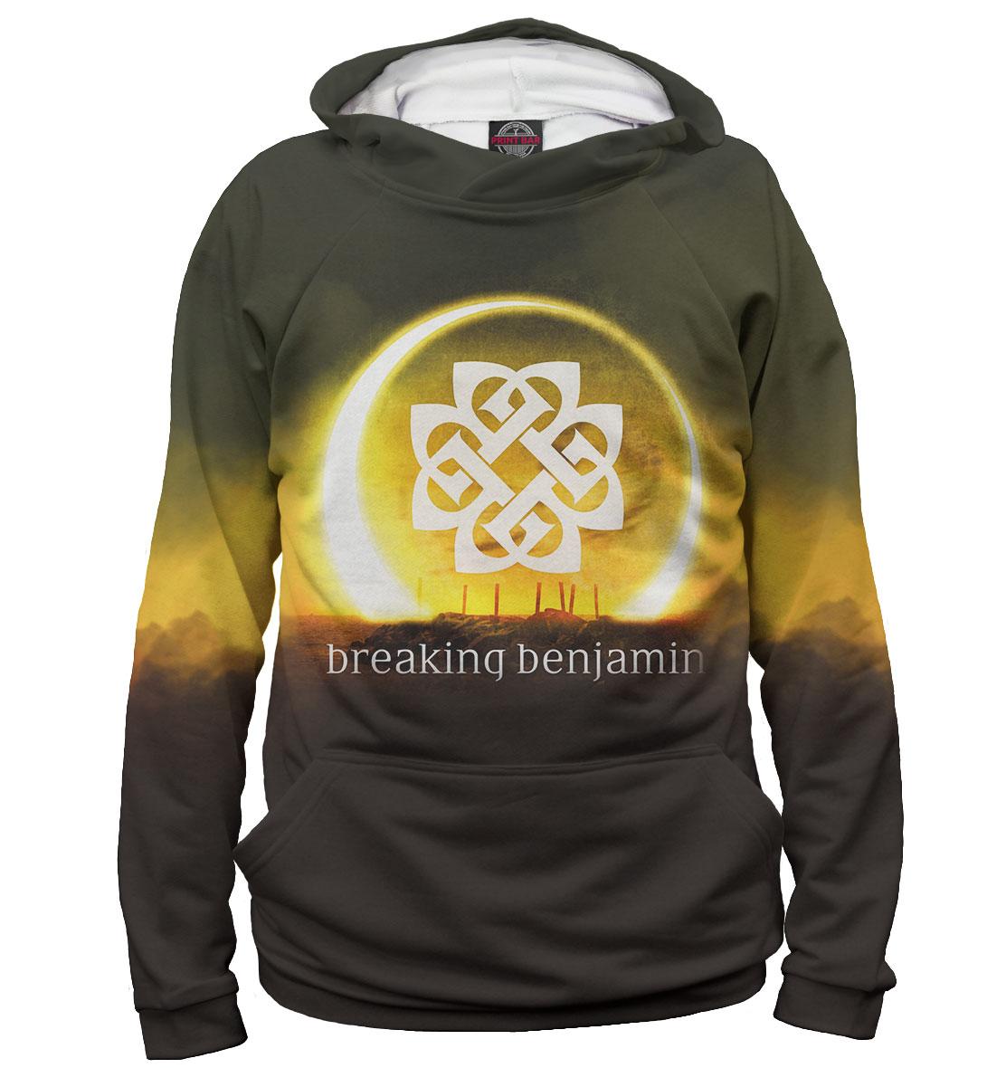 Купить Breaking Benjamin, Printbar, Худи, BNJ-715287-hud-1