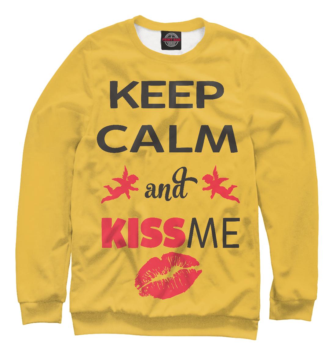 Купить Kiss Me, Printbar, Свитшоты, NDP-986703-swi-2