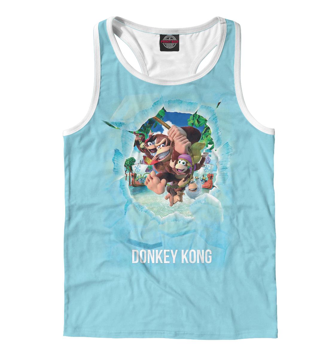 Купить Donkey Kong, Printbar, Майки борцовки, RPG-786965-mayb-2
