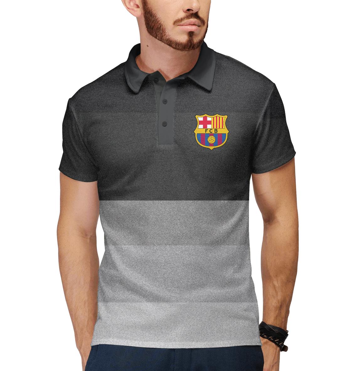 Купить Барселона, Printbar, Поло, BAR-900033-pol-2