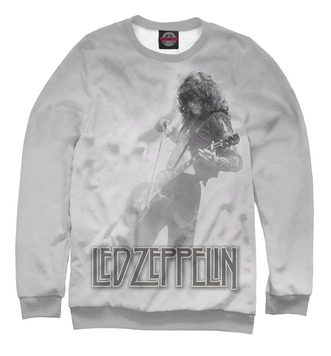 Купить Led Zeppelin Jimmy Page, Printbar, Свитшоты, MZK-568162-swi-2