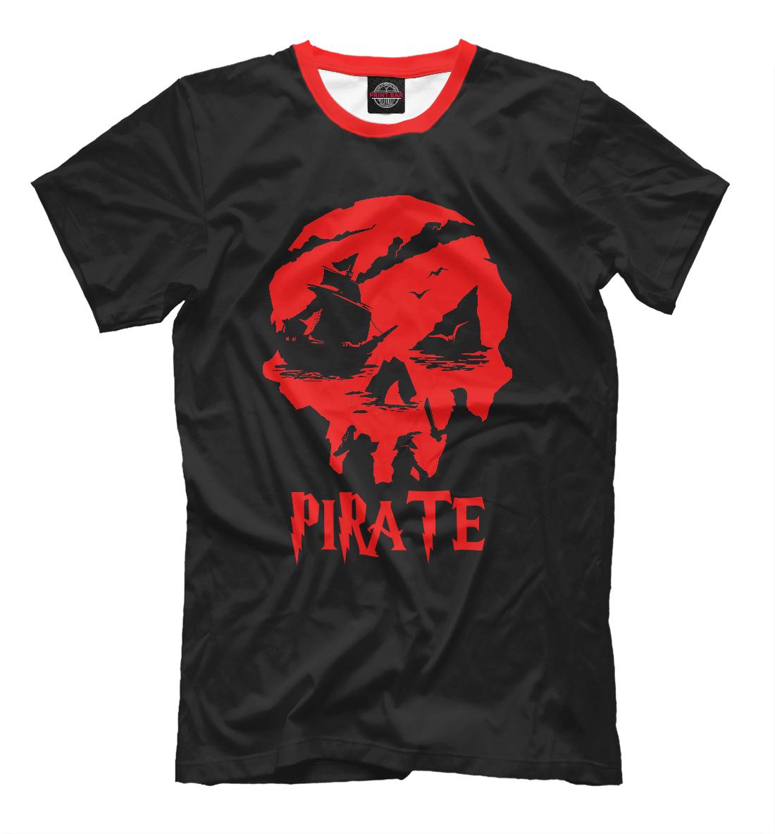 Купить Пират, Printbar, Футболки, SKU-395443-fut-2