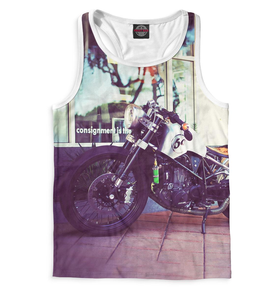 Купить Мотоцикл, Printbar, Майки борцовки, MTR-412869-mayb-2