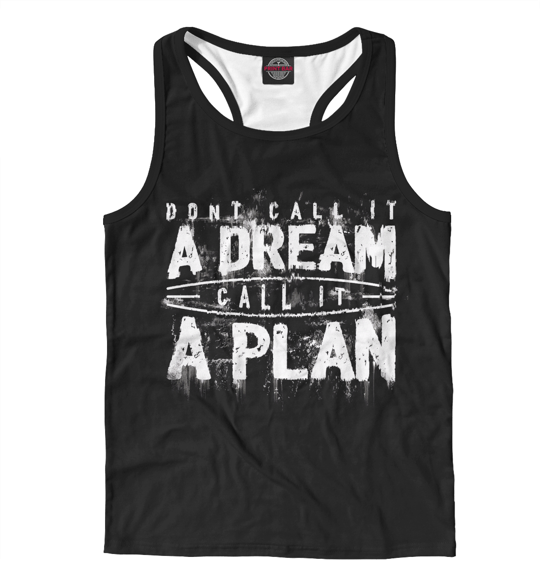 Фото - Dont call it dream call it plan it