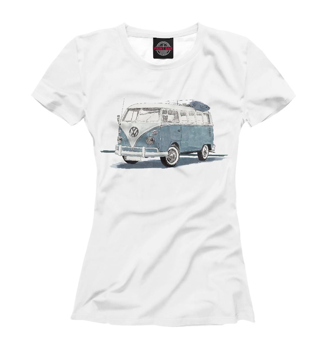 Купить VW T1, Printbar, Футболки, VWG-339027-fut-1