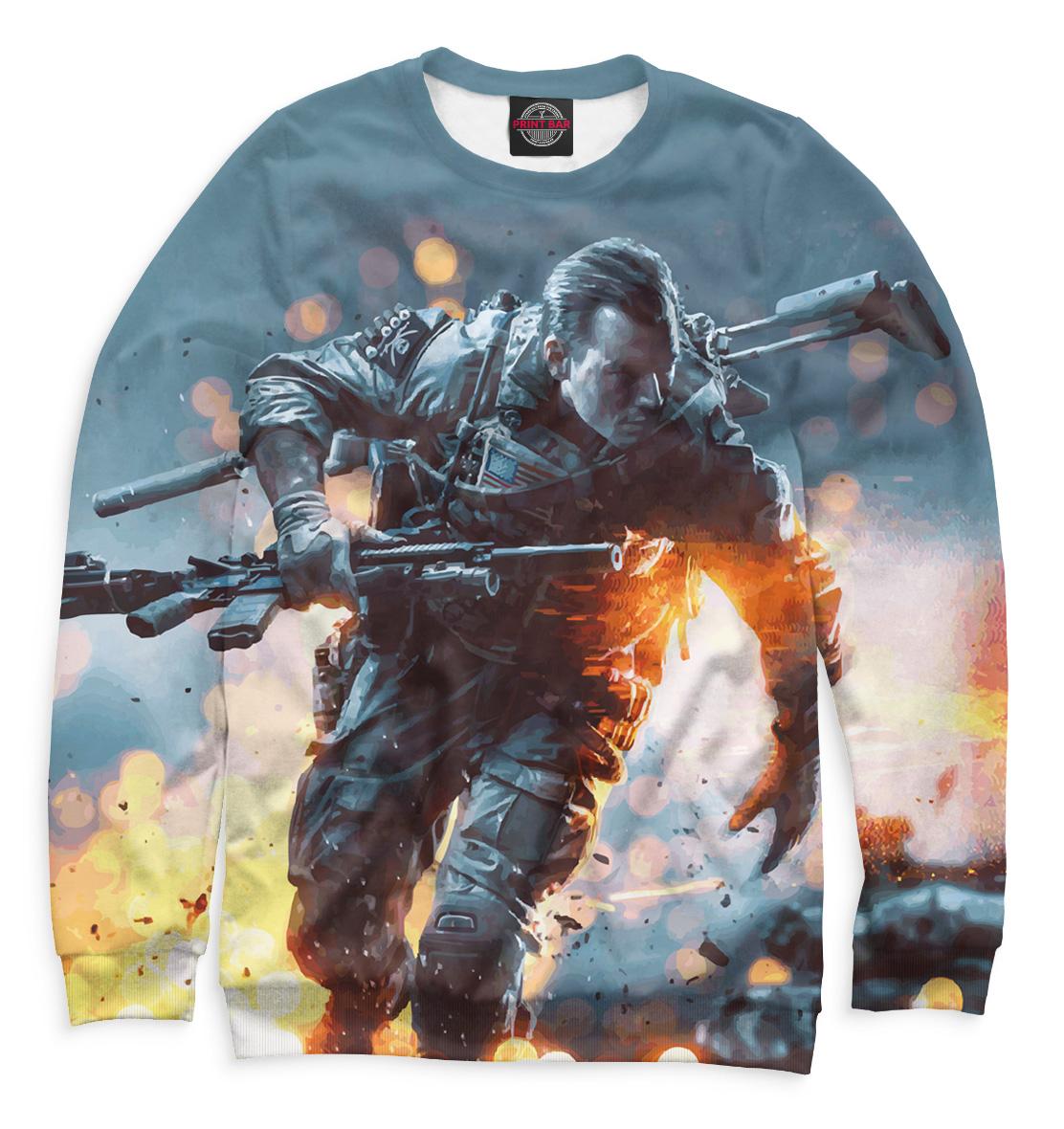 Купить Battlefield 4, Printbar, Свитшоты, BTF-983815-swi-1