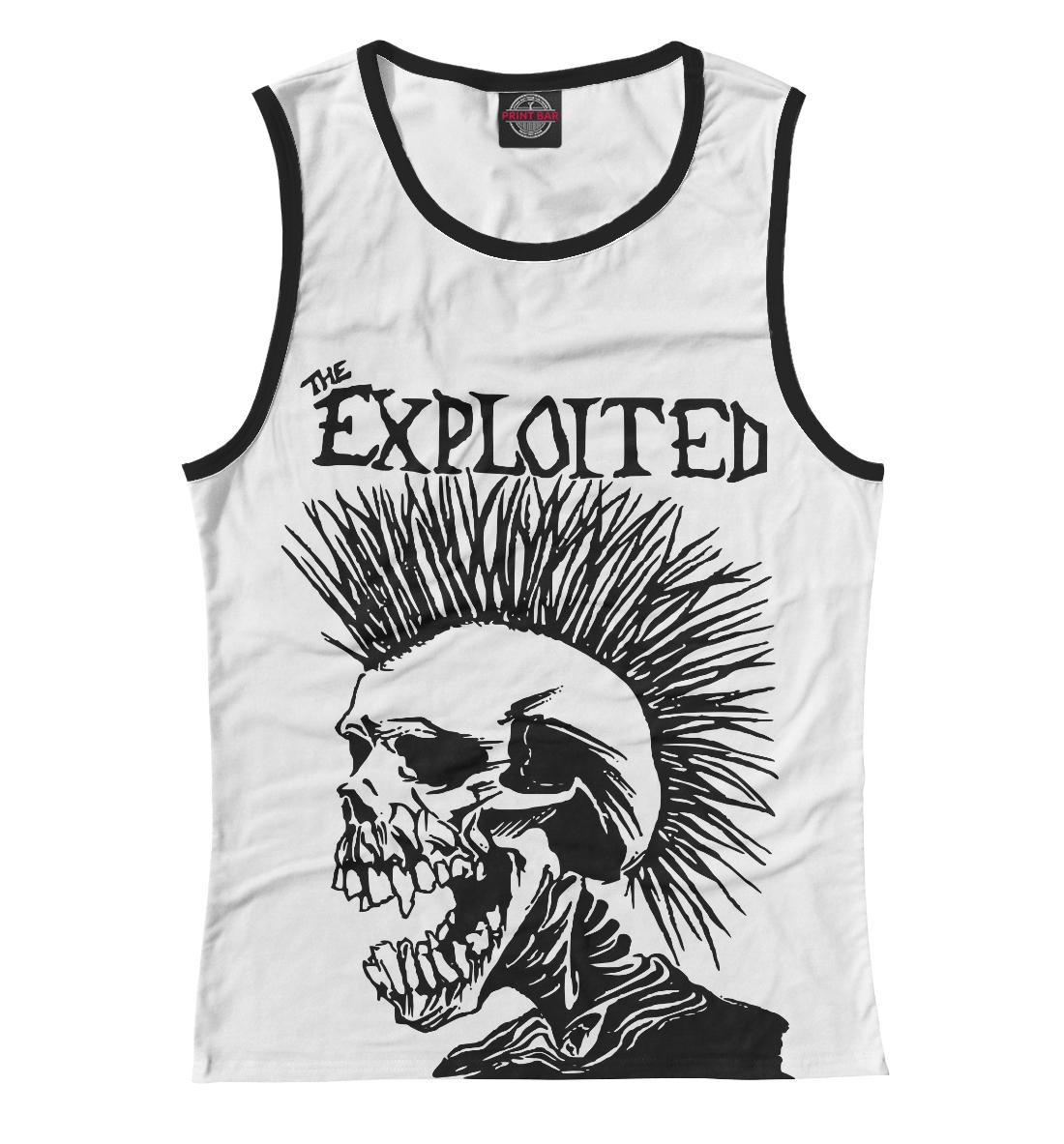 Купить The Exploited, Printbar, Майки, MZK-456298-may-1