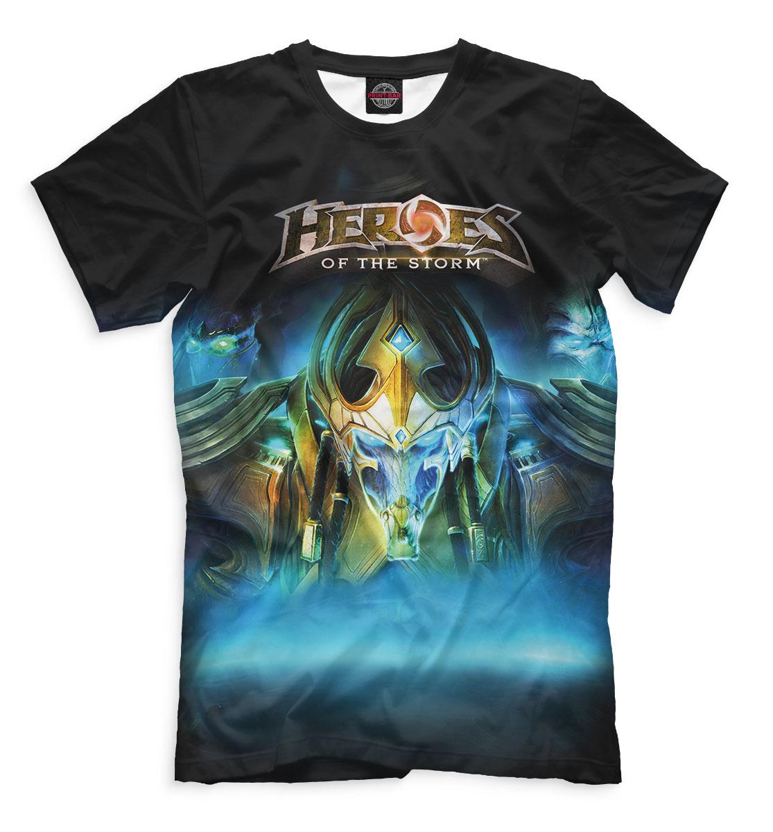 Heroes of the Storm, Printbar, Футболки, HOS-630784-fut-2  - купить со скидкой