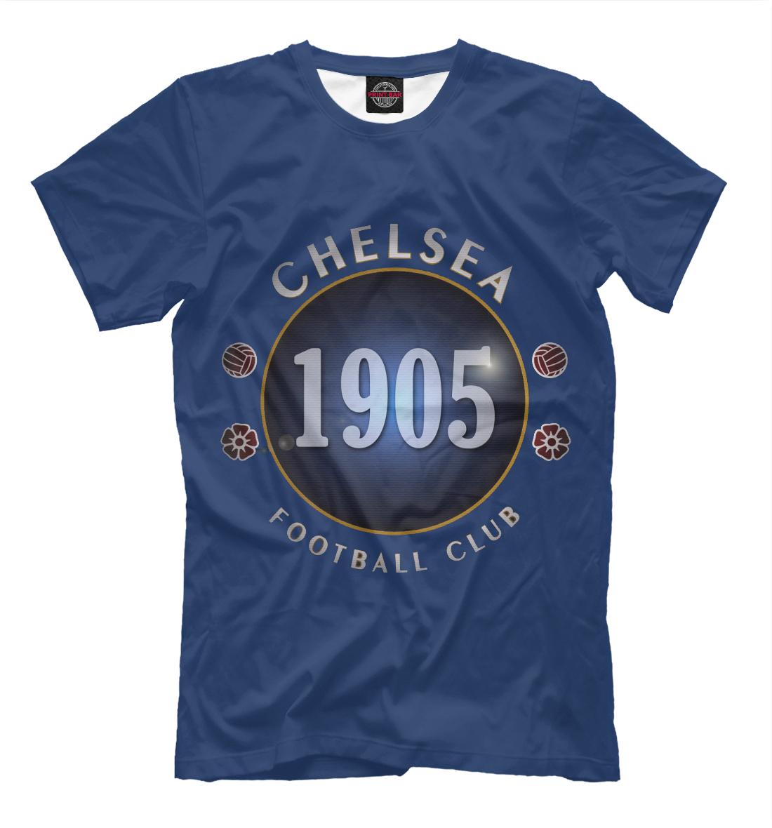 Купить FC Chelsea 1905, Printbar, Футболки, CHL-499101-fut-2