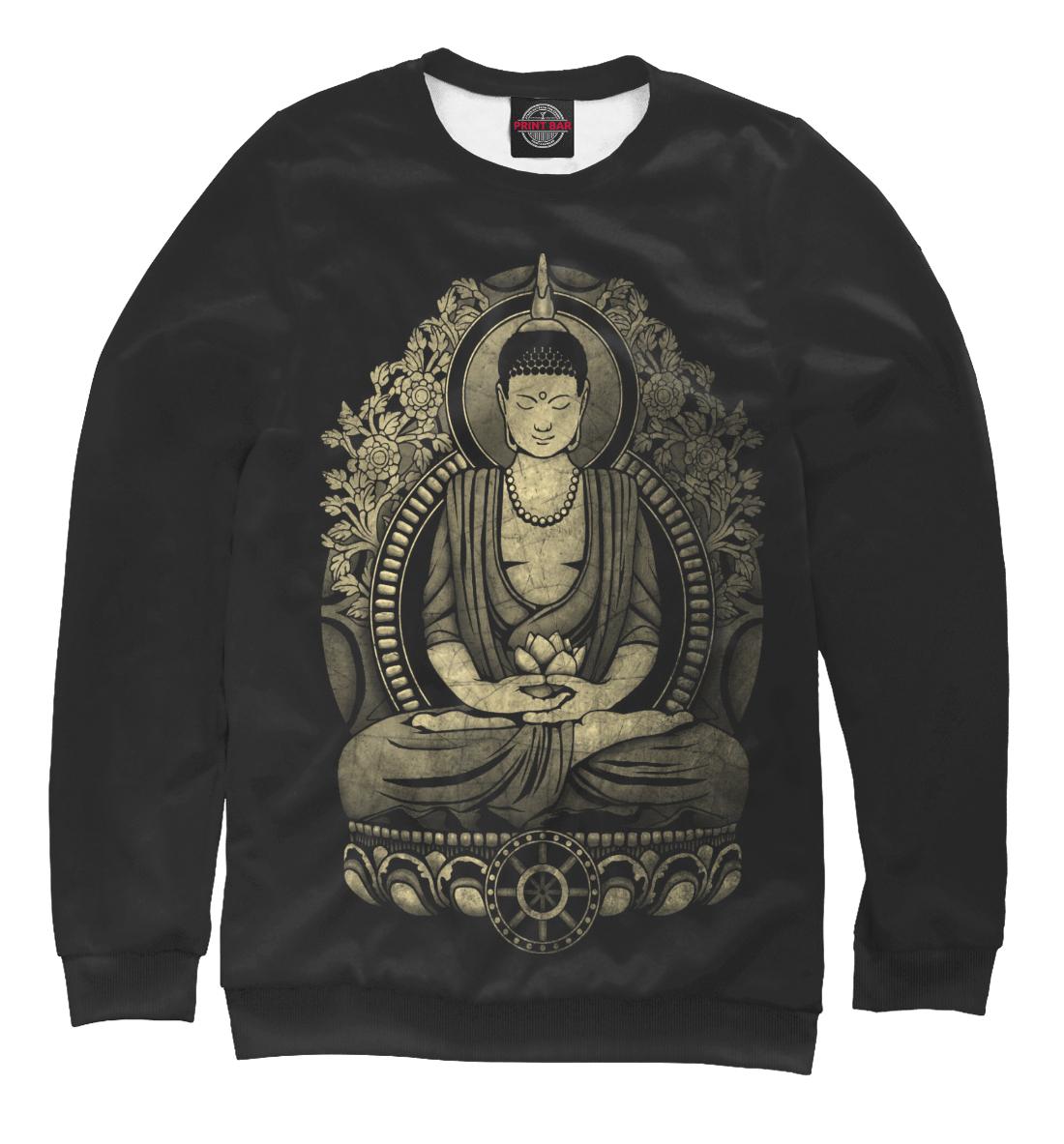 Купить Золотой Будда, Printbar, Свитшоты, ZNR-370824-swi-2