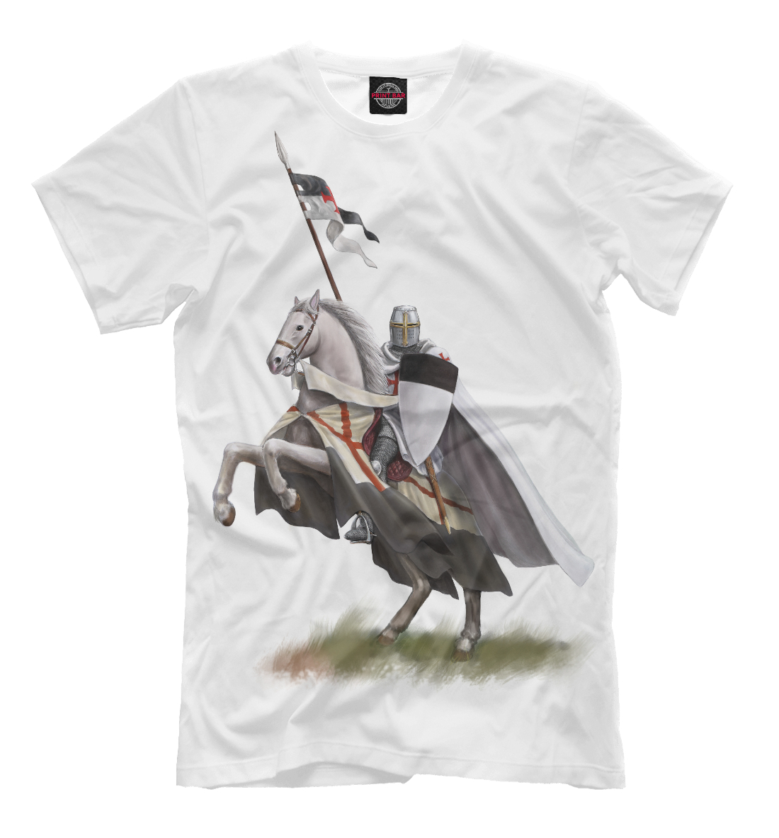 Рыцарь на коне федоров м ю два всадника на одном коне
