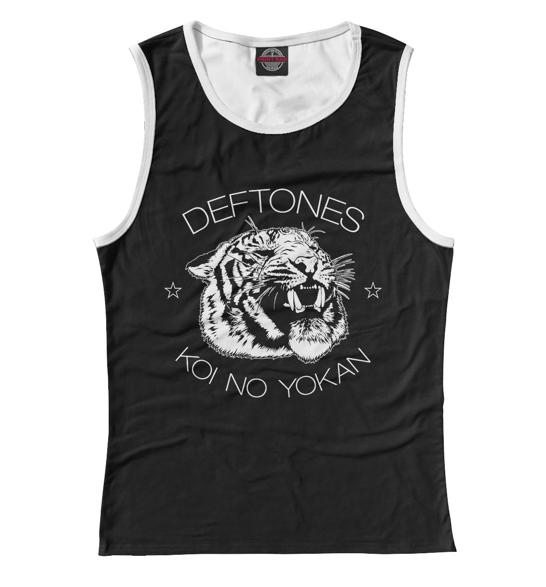 Купить Deftones, Printbar, Майки, MZK-703142-may-1