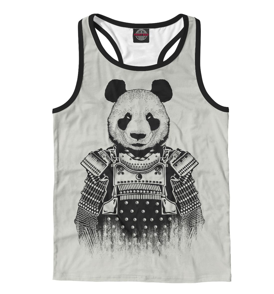 Купить Panda Samurai, Printbar, Майки борцовки, PAN-698163-mayb-2