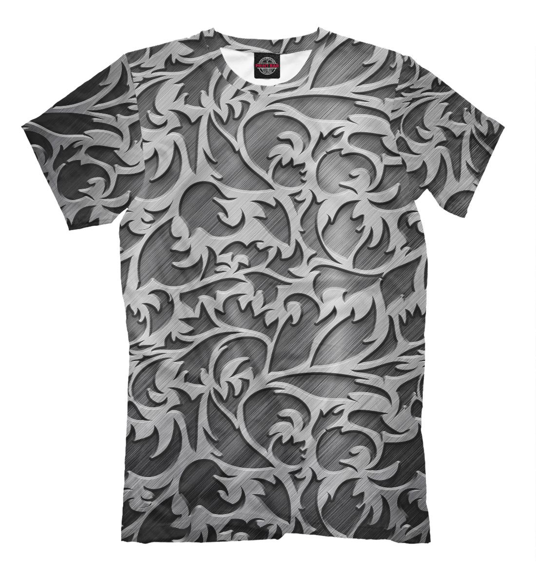 Купить Белое в Черном, Printbar, Футболки, APD-145665-fut-2