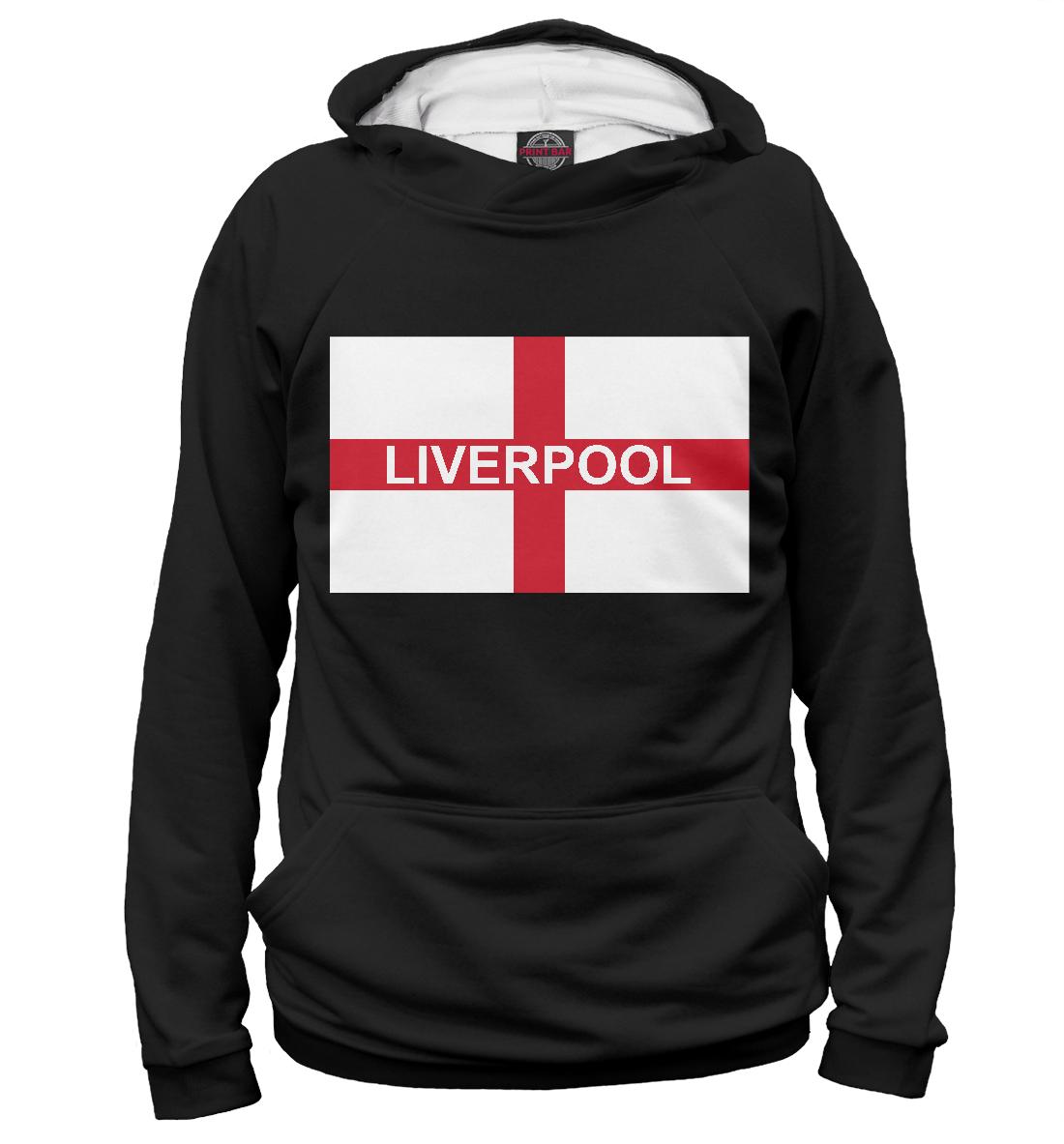 Купить Ливерпуль, Printbar, Худи, LVP-109066-hud-2