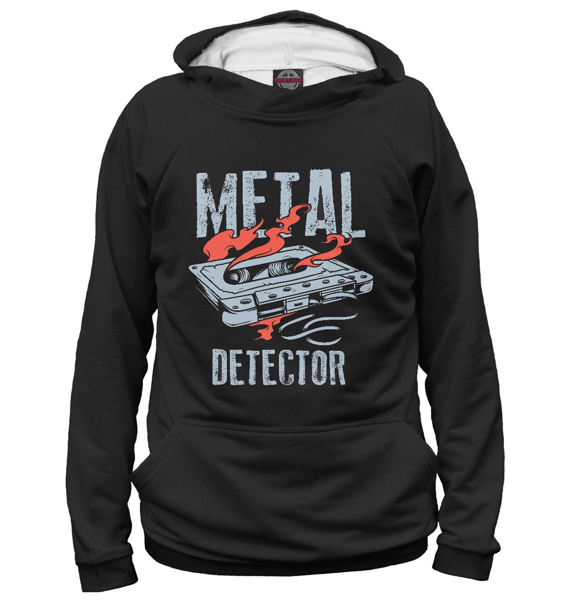 Купить Metal detector, Printbar, Худи, MZK-637319-hud-1