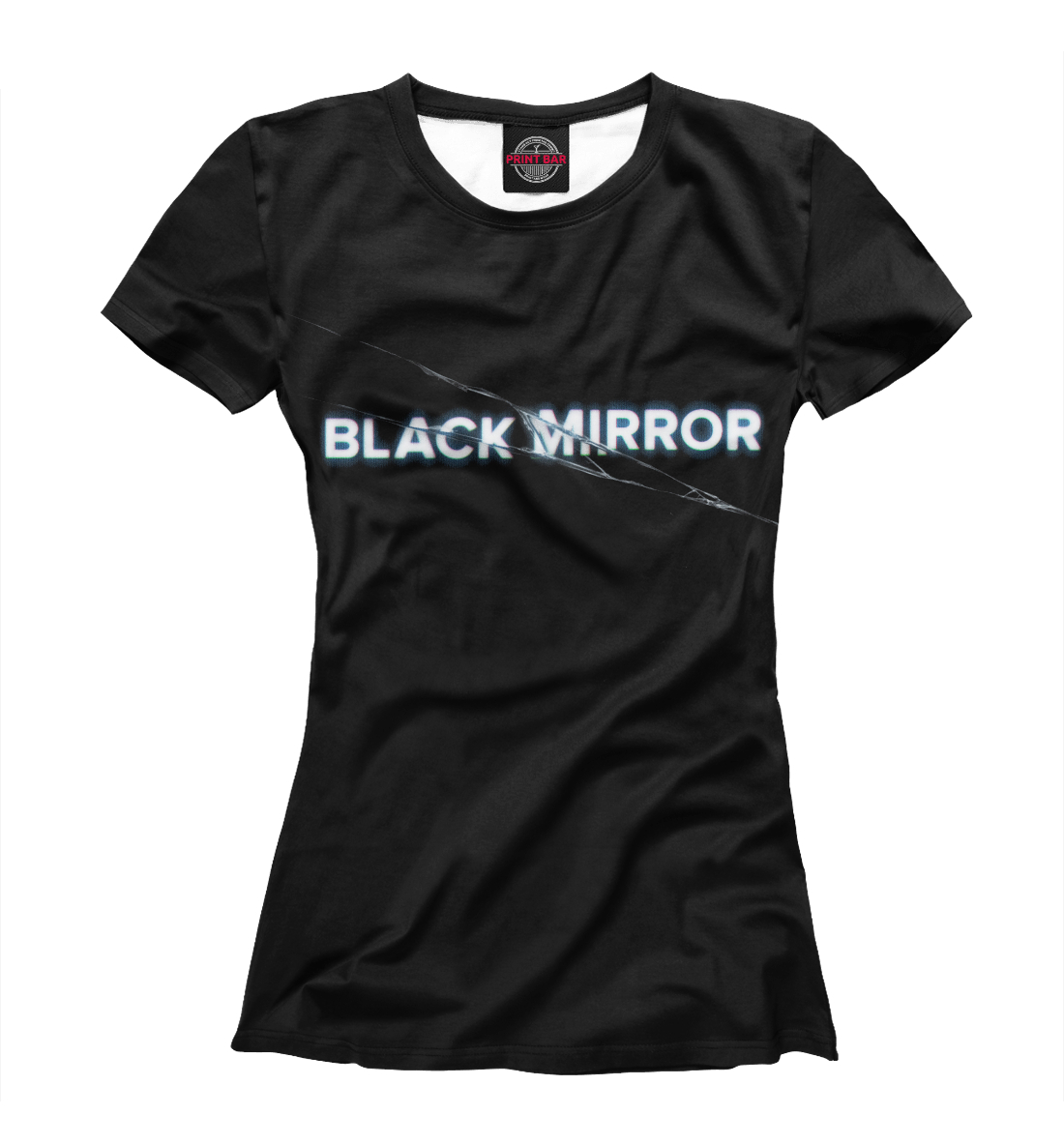 Купить Black Mirror, Printbar, Футболки, BLM-135333-fut-1