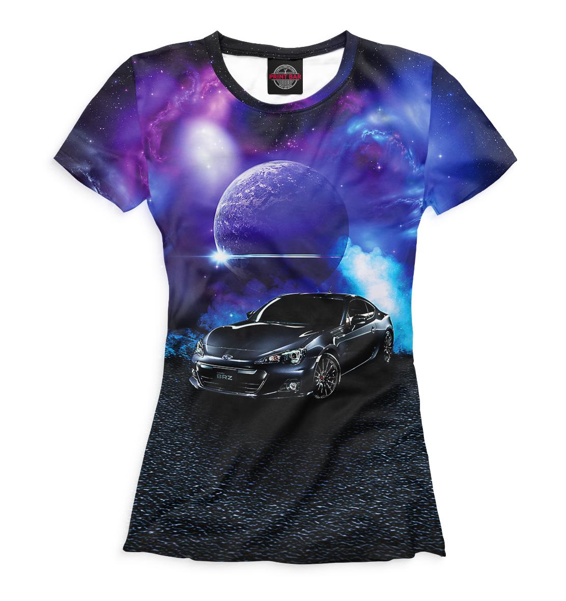 Купить Subaru, Printbar, Футболки, SBR-428232-fut-1