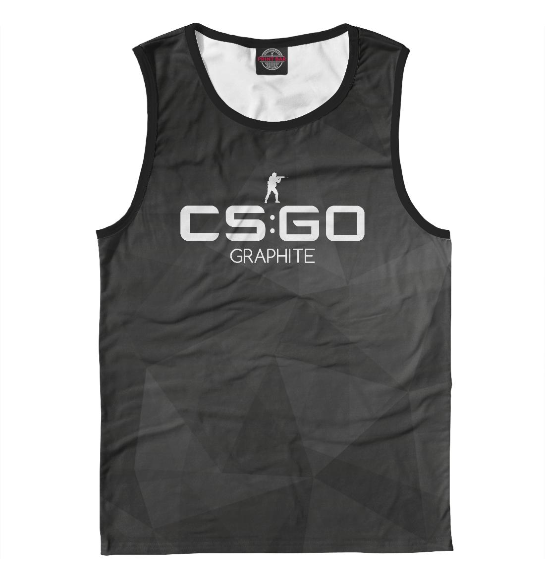 Купить CS:GO / Graphite Art, Printbar, Майки, COU-687160-may-2