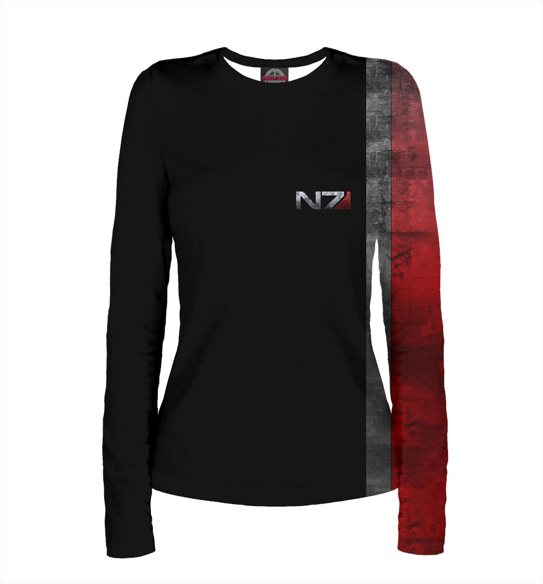 Купить N7, Printbar, Лонгсливы, MSE-334467-lon-1