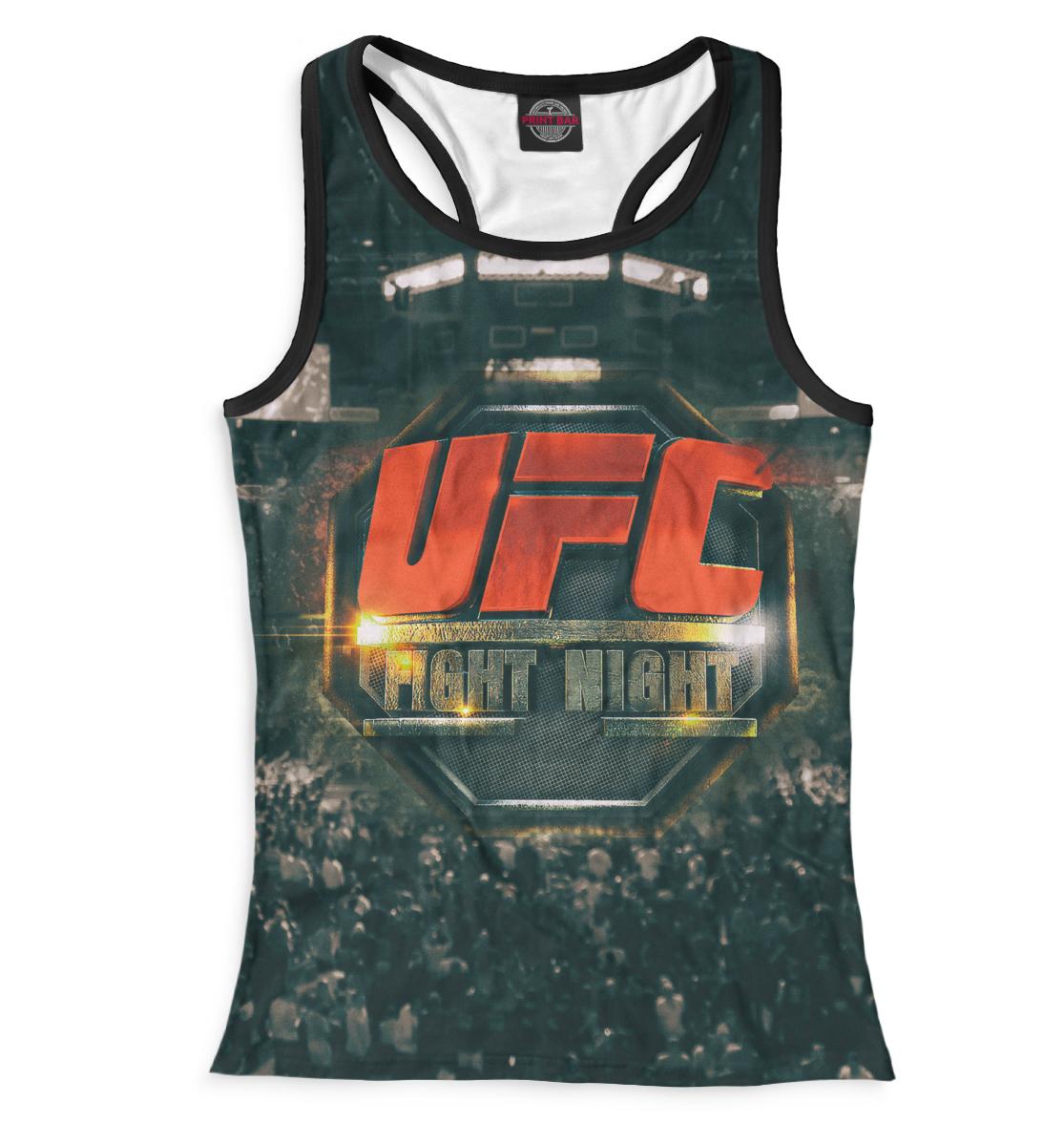 Купить UFC Fight Night, Printbar, Майки борцовки, MNU-513764-mayb-1
