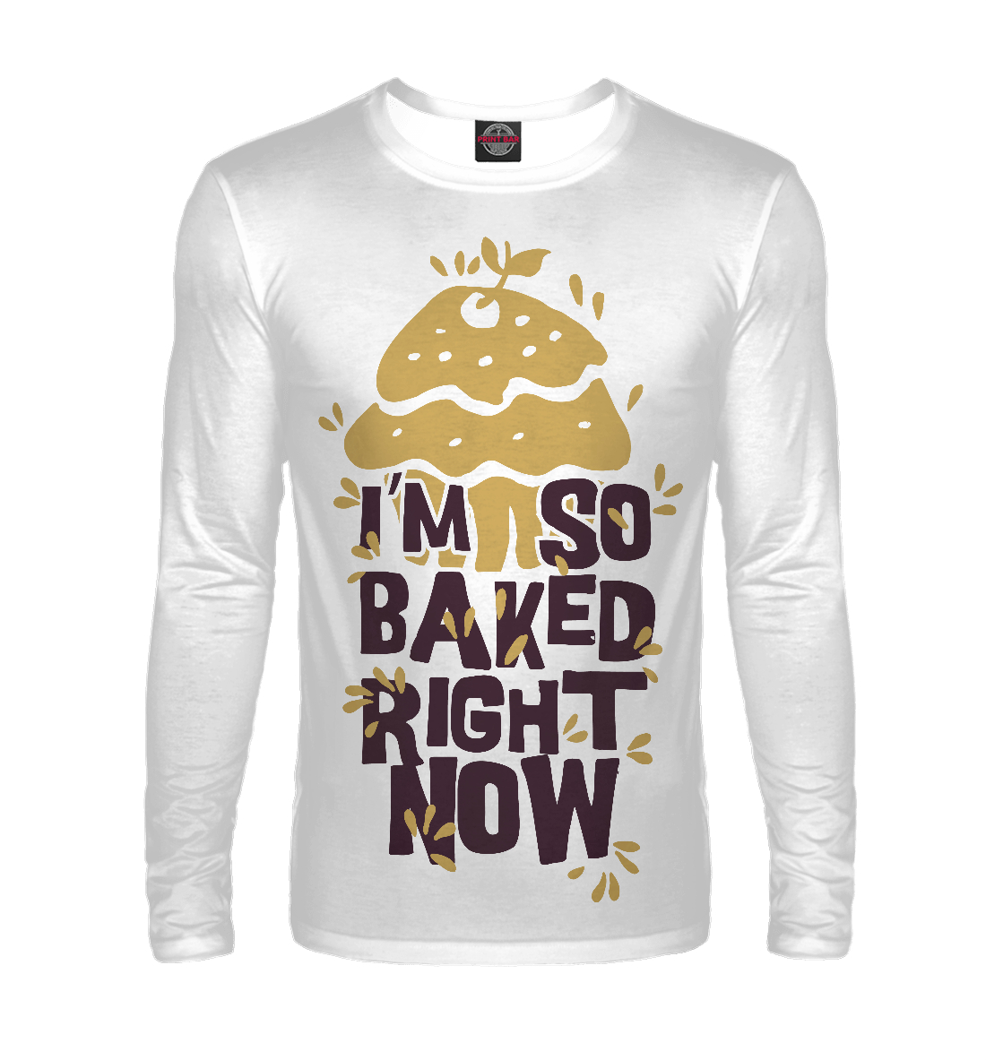 I`m baked right now mac so haute right now