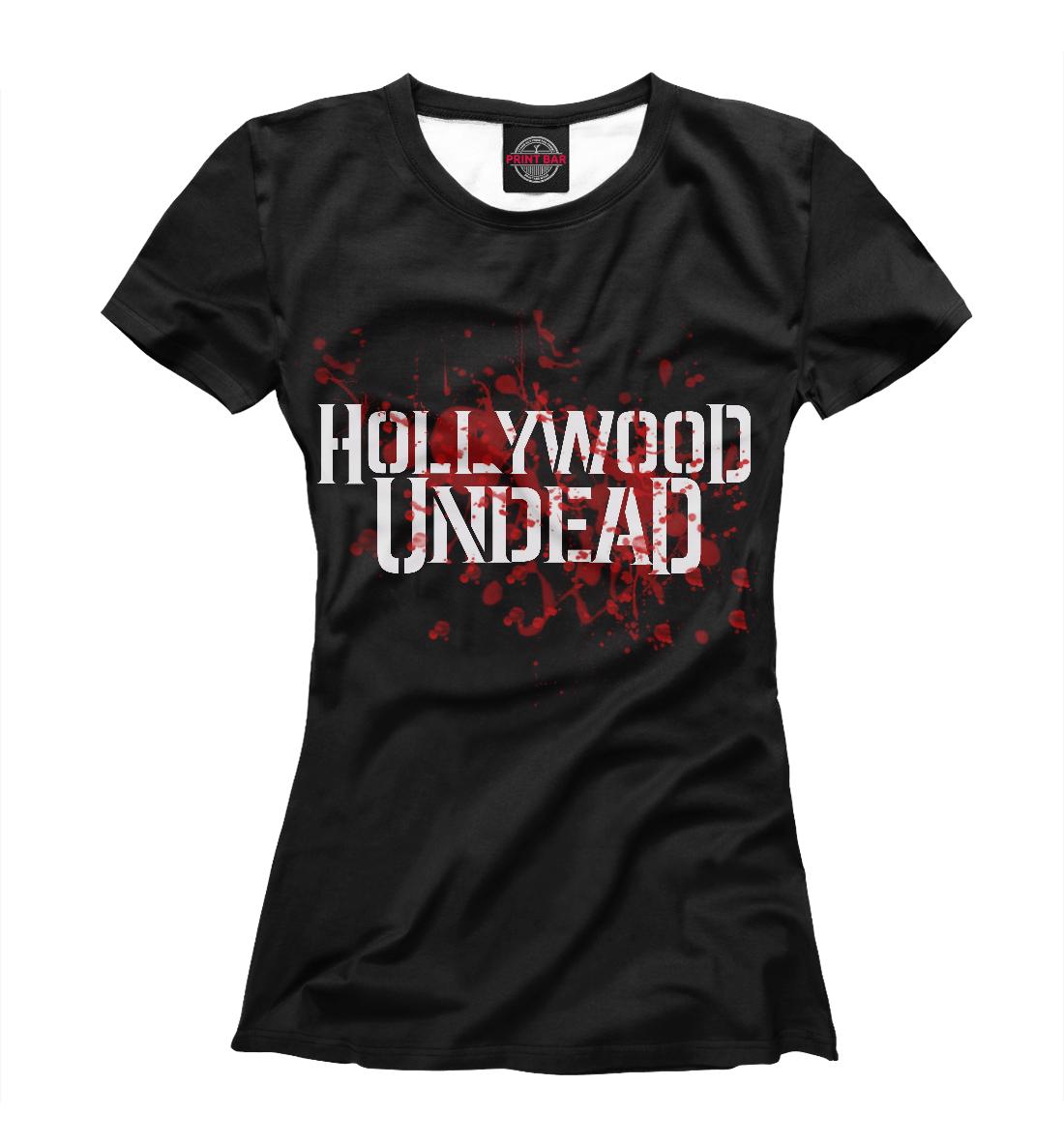 Купить Hollywood Undead, Printbar, Футболки, HLW-957399-fut-1