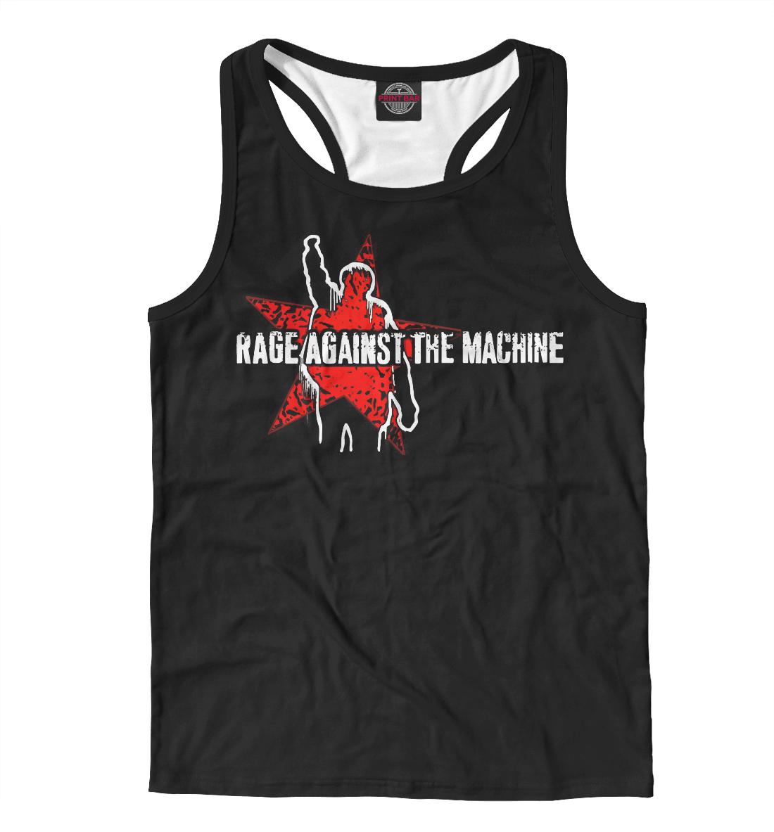 Купить Rage Against the Machine, Printbar, Майки борцовки, RAM-797158-mayb-2