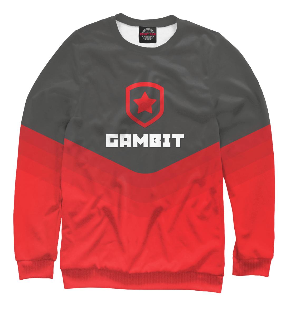 Купить Gambit Gaming Team, Printbar, Свитшоты, COU-847977-swi-1