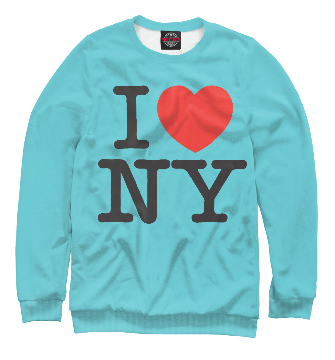 Купить I Love New York, Printbar, Свитшоты, USA-326997-swi-1