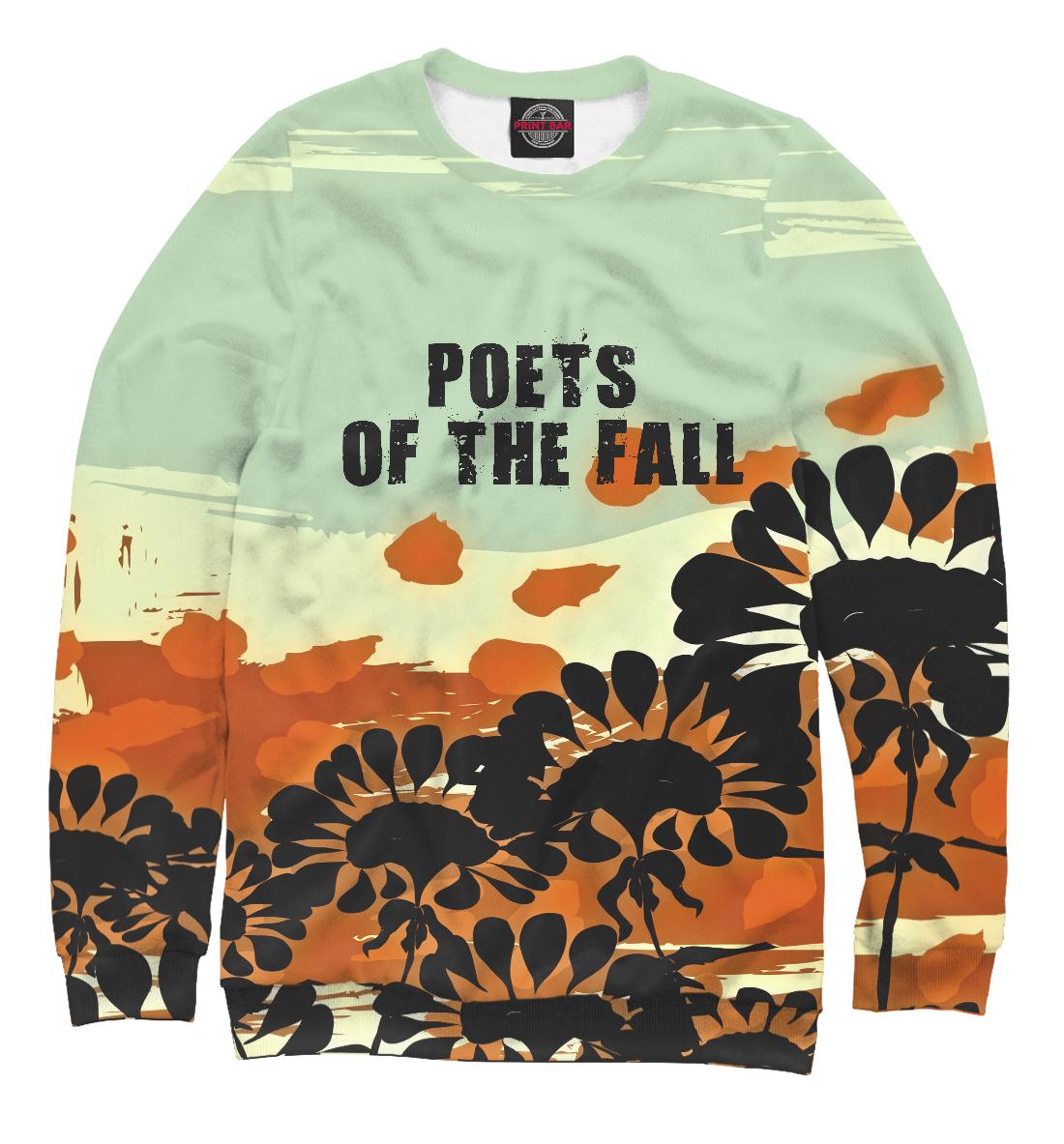 Купить Poets of the fall band, Printbar, Свитшоты, MZK-135820-swi-1