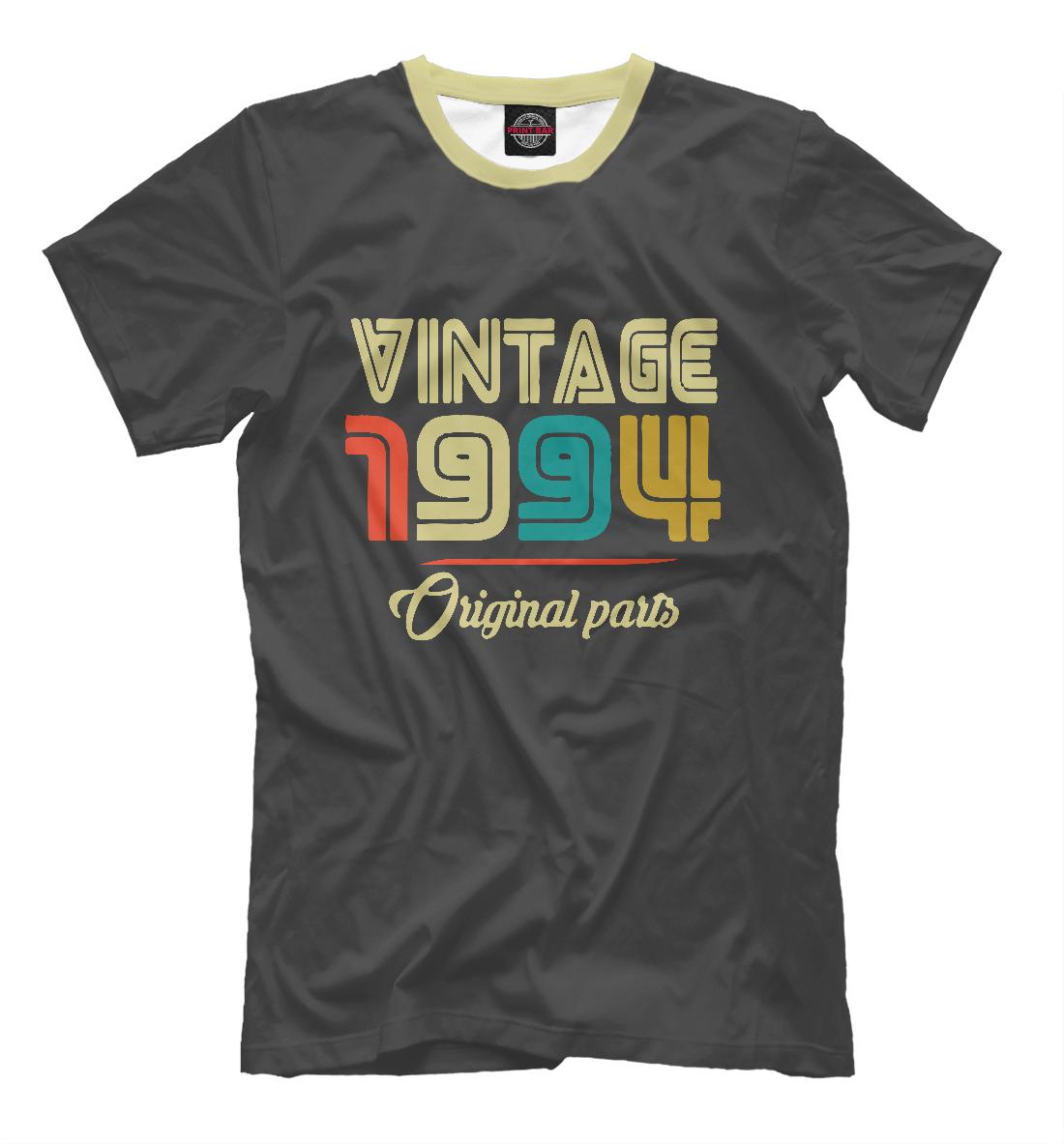 Купить Vintage 1994 Original, Printbar, Футболки, DDC-534256-fut-2