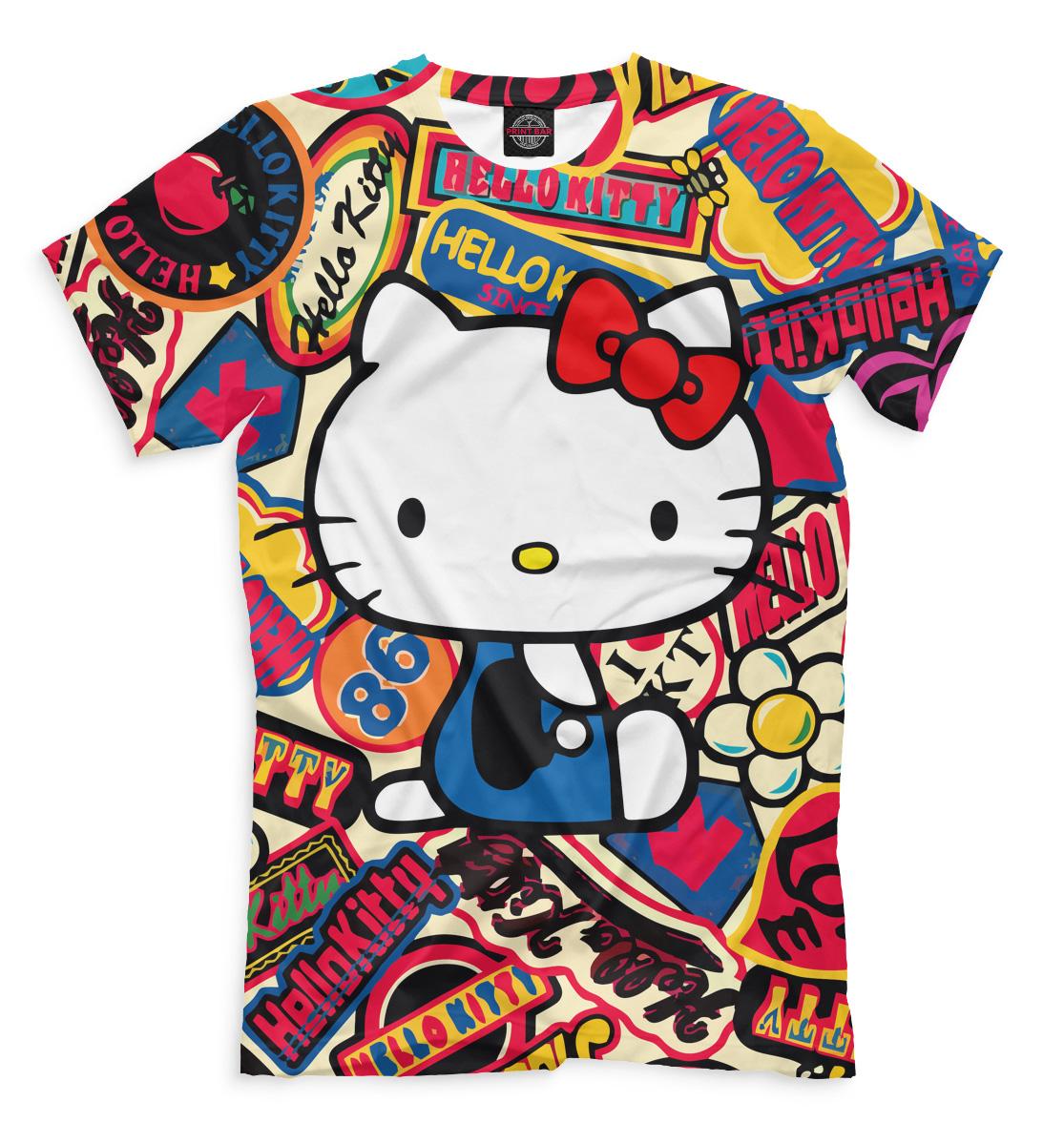 Купить Hello Kitty, Printbar, Футболки, HLK-311295-fut-2