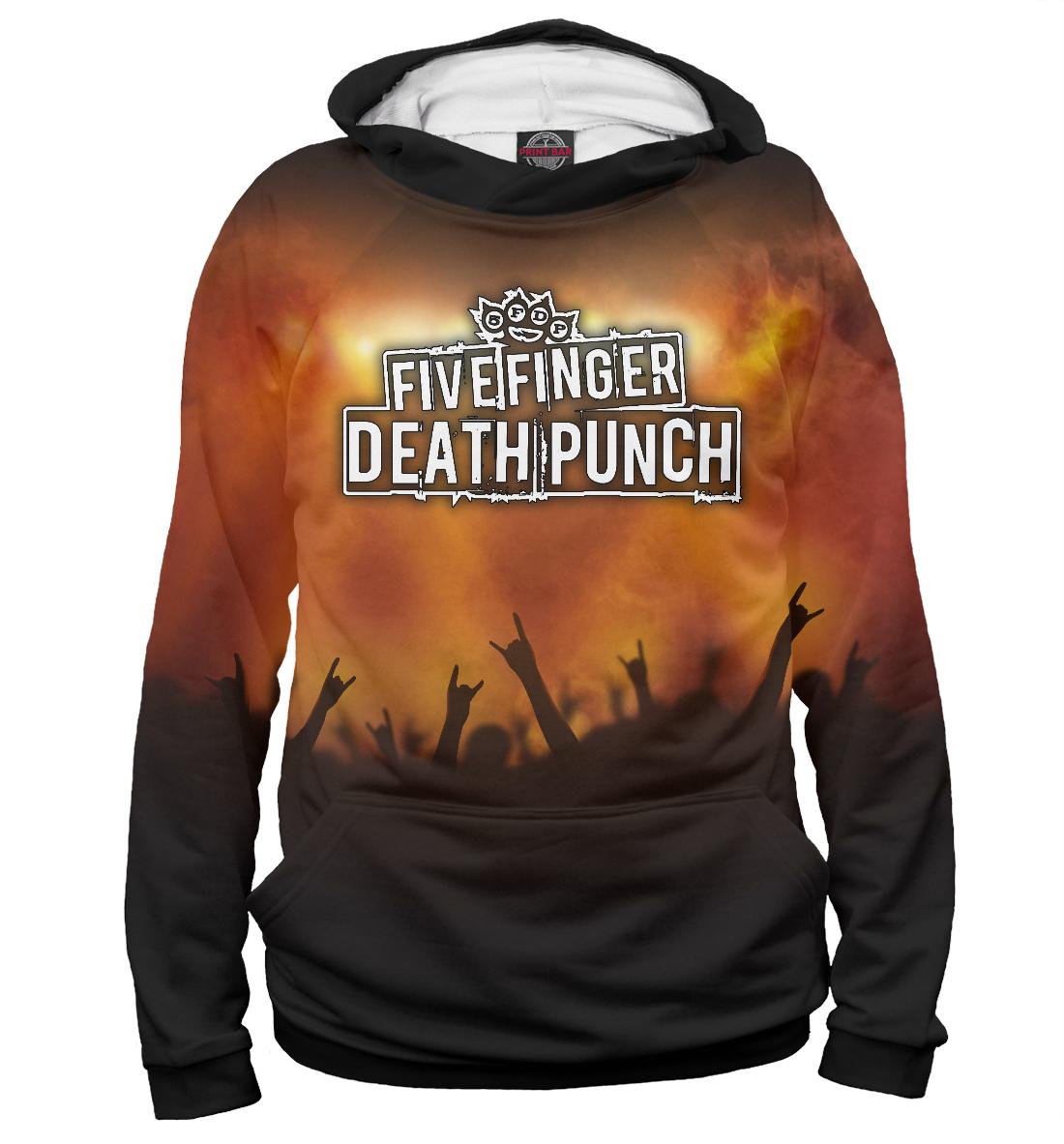 Купить Five Finger Death Punch, Printbar, Худи, FFD-445620-hud-2