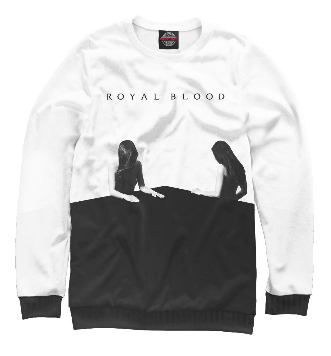Royal Blood, Printbar, Свитшоты, MZK-370983-swi-1  - купить со скидкой