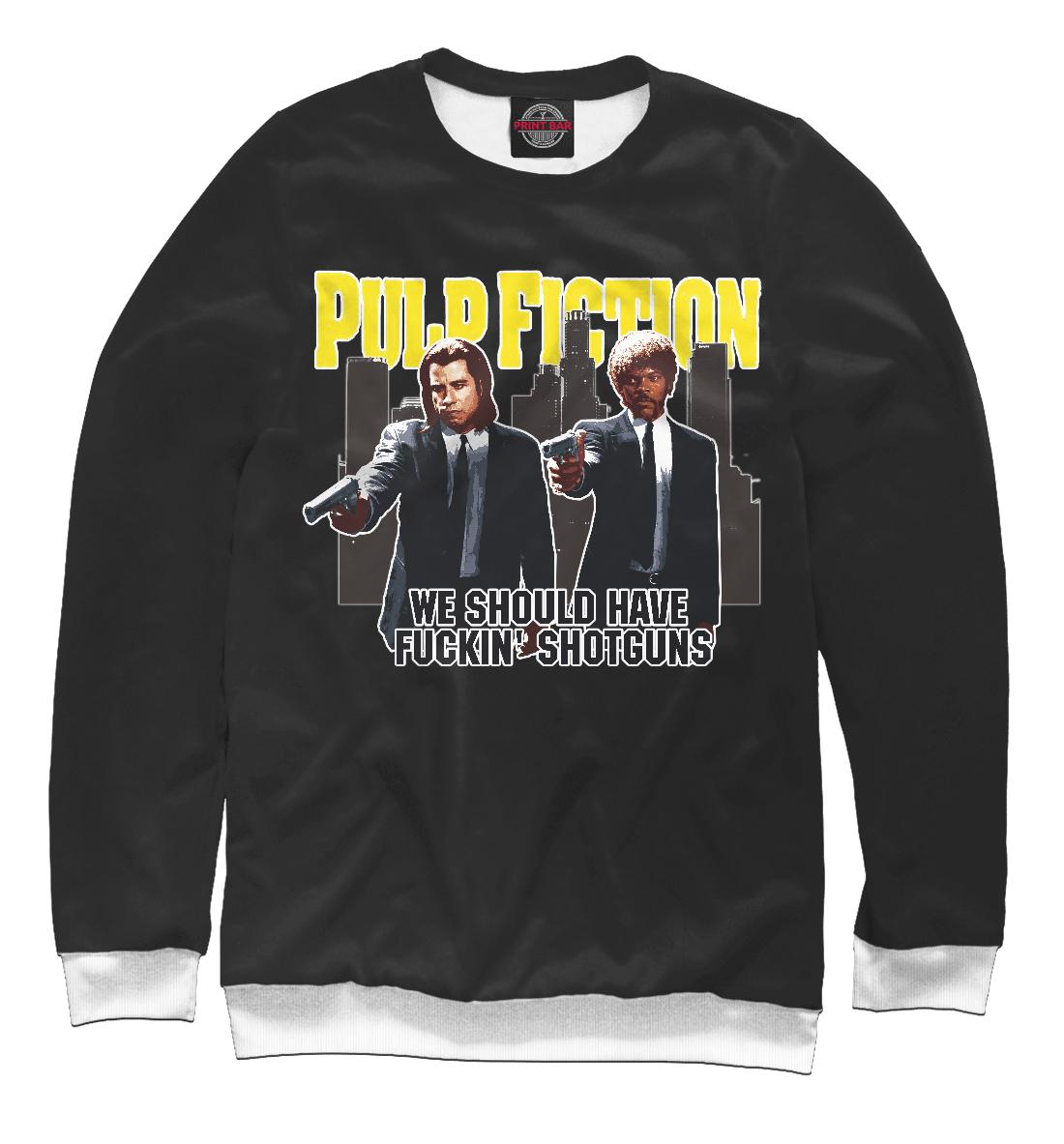 Купить Pulp Fiction (криминально чтиво), Printbar, Свитшоты, KML-132535-swi-2