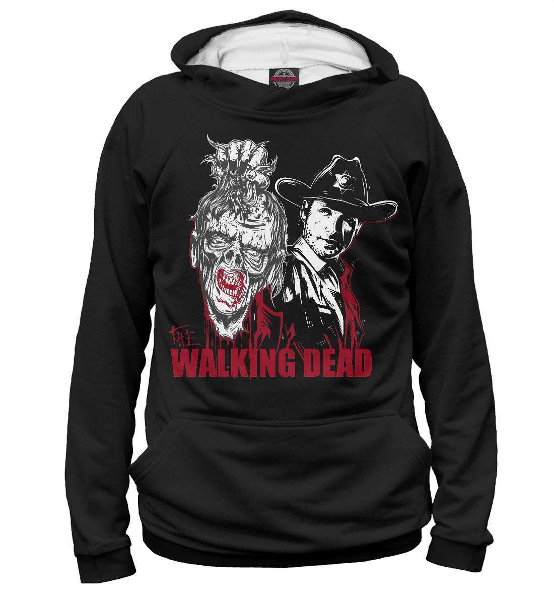 Купить The Walking Dead - Rick Grimes, Printbar, Худи, HOD-190166-hud-2