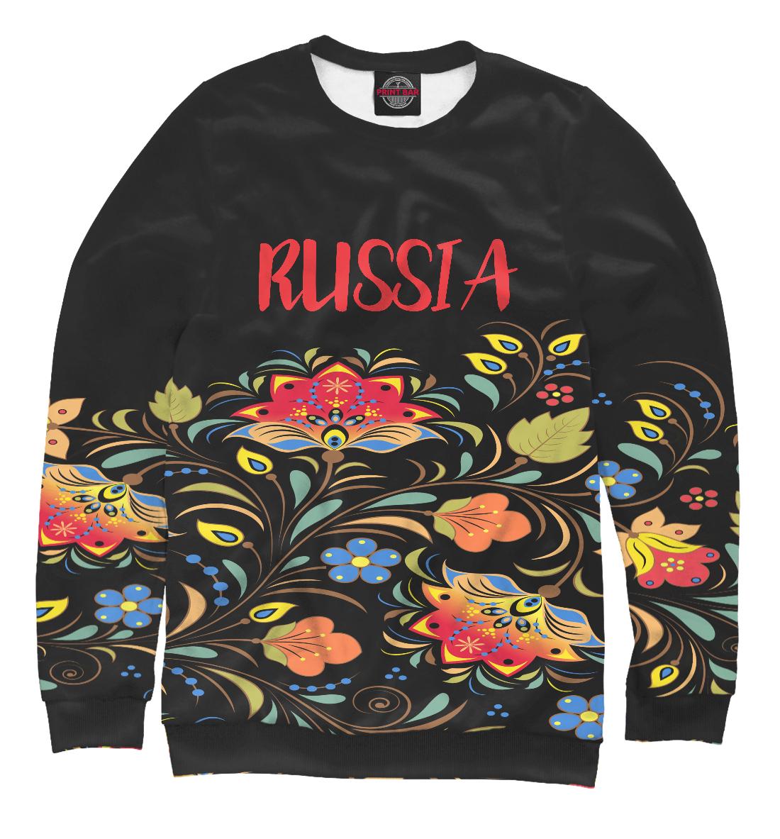 Купить Россия Хохлома, Printbar, Свитшоты, SRF-942867-swi-1
