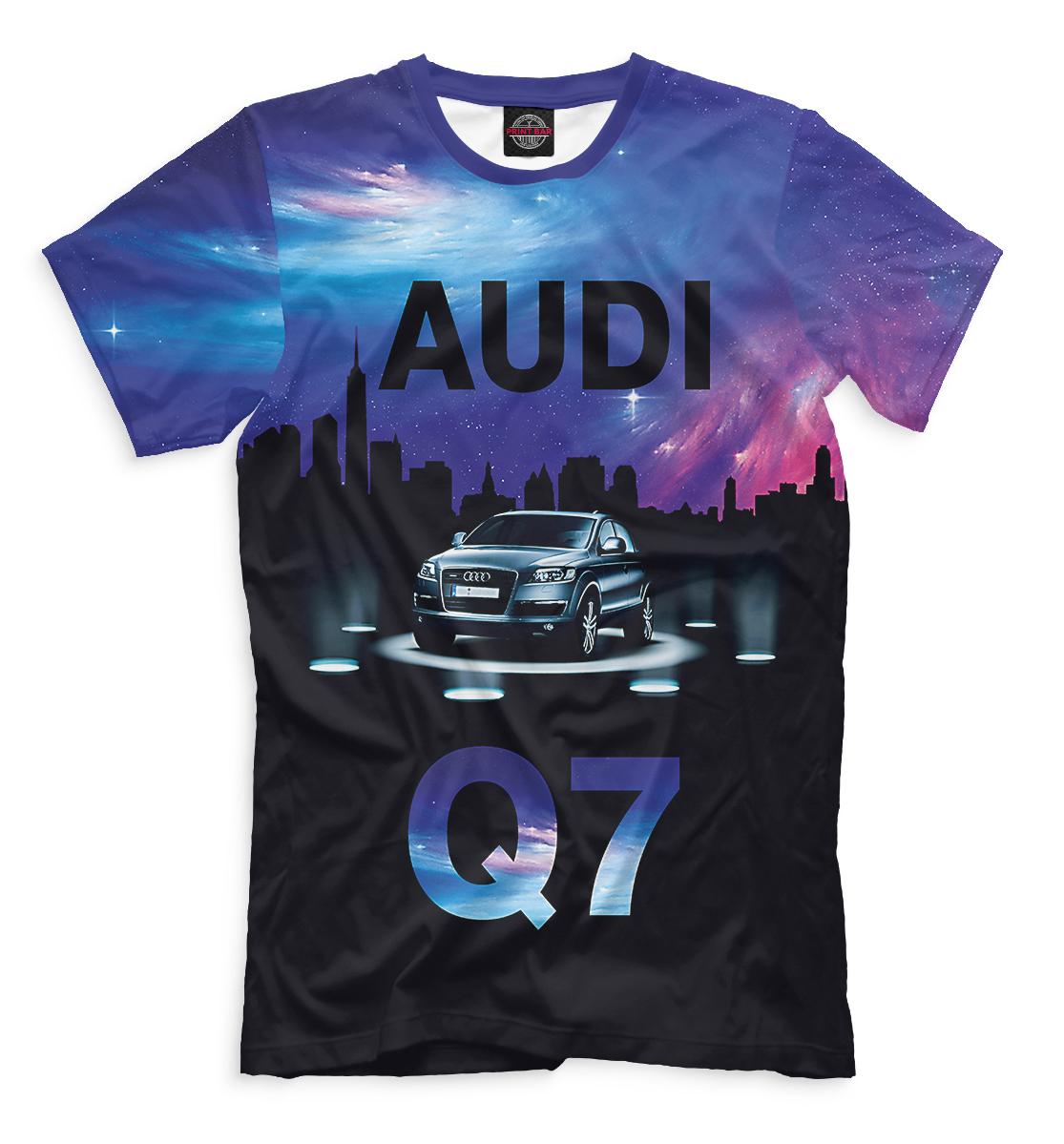 Купить Audi, Printbar, Футболки, AUD-675595-fut-2