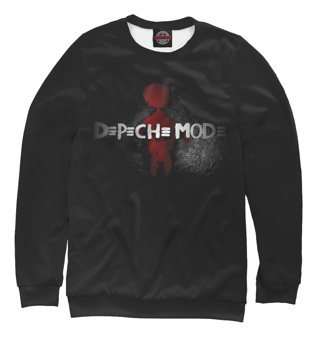 Купить Depeche Mode. Playing the Angel, Printbar, Свитшоты, DPM-111720-swi-1