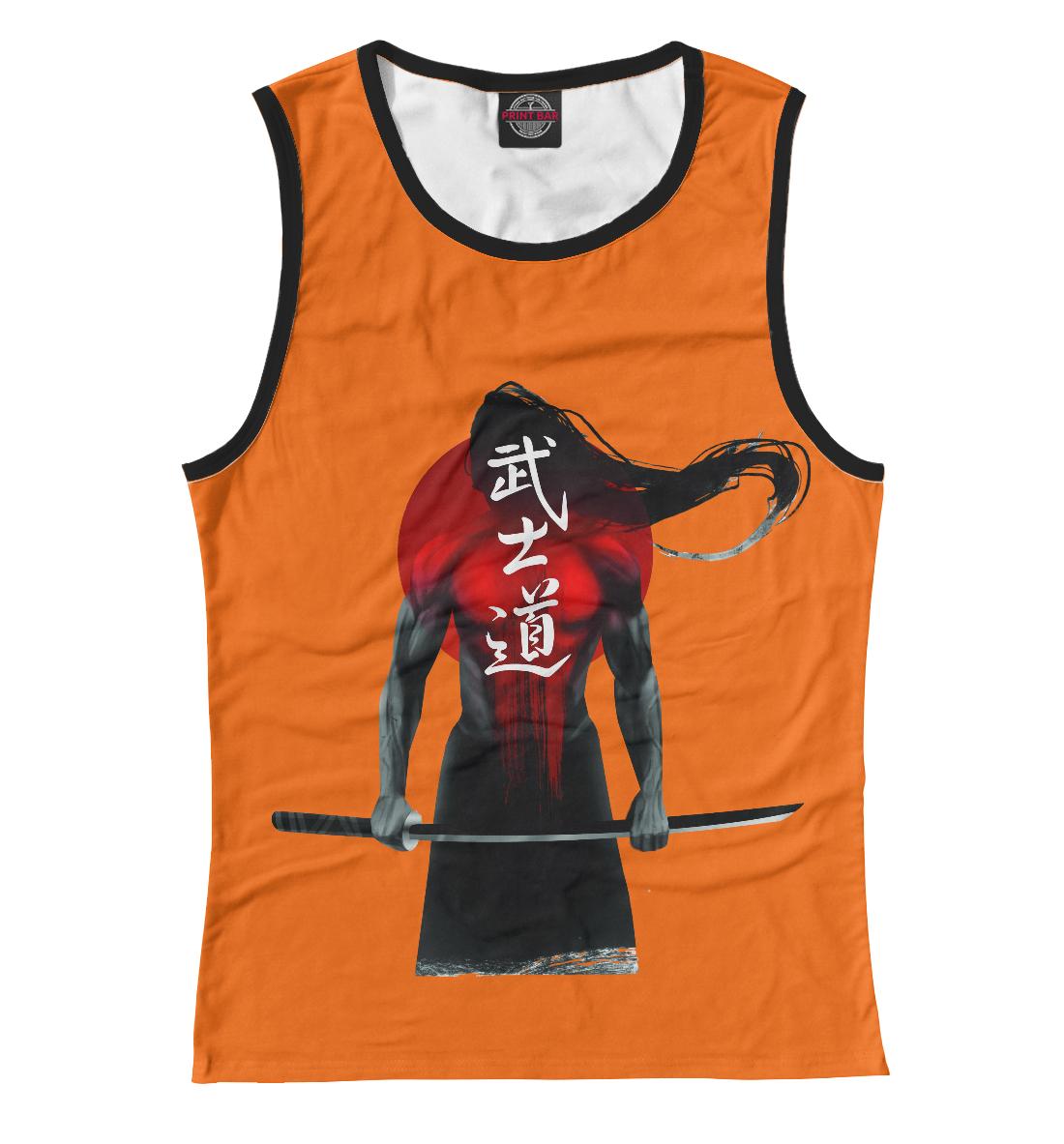 Купить Бусидо - кодекс самурая, Printbar, Майки, BGT-183812-may-1