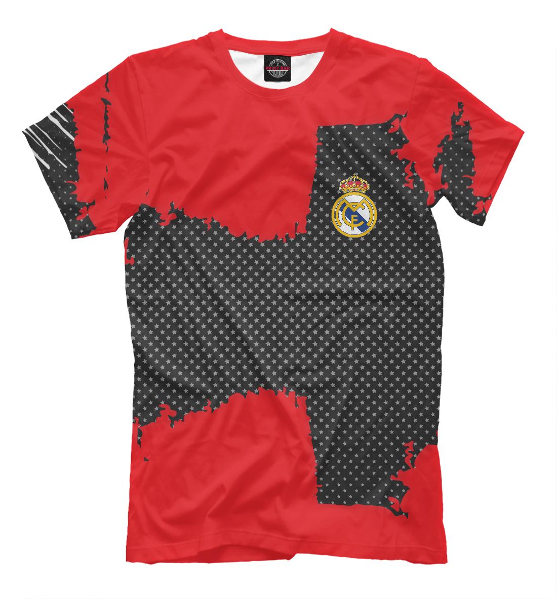 Купить Real Madrid sport uniform, Printbar, Футболки, REA-105522-fut-2
