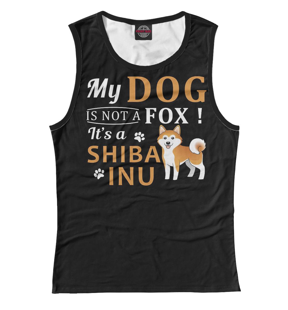 Купить Shiba inu, Printbar, Майки, DOG-424210-may-1