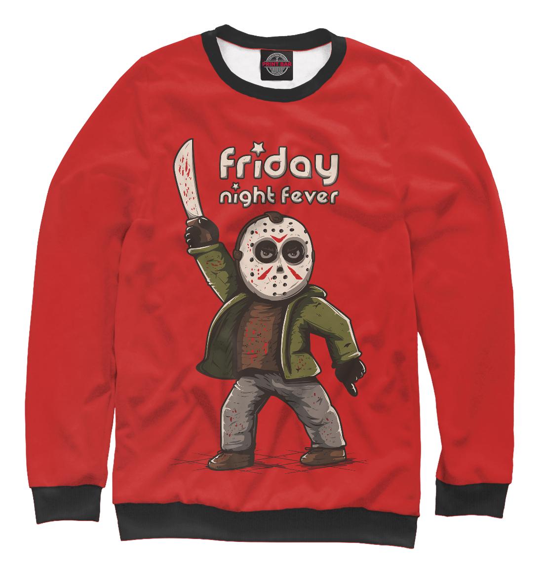 Купить Friday Night Fever, Printbar, Свитшоты, HAL-933780-swi-1